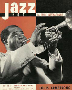 Louis Armstrong, Jazz Hot n°104