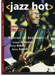Jazz Hot n°615, 2004, Jimmy Heath