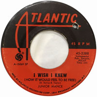 45t 1968. Junior Mance, I Wish I Knew, Atlantic.jpg