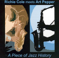 1982. Richie Cole, Meets Art Pepper