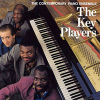 1989. Harold Mabern, The Contemporary Piano Ensemble, The Key Players