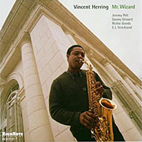 2004. Vincent Herring, The Wizzard