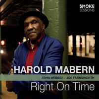 2013. Harold Mabern, Right on Time
