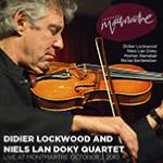 2010. Didier Lockwood, Live at Montmatre
