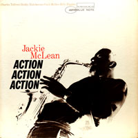 Jackie McLean, Action, Action, Action, Blue Note, 1964