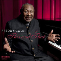 2013. Freddy Cole, This and That, HighNote