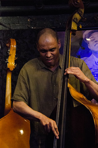 Ugonna Okegwo, Smalls, New York (sept. 2014) © Mathieu Perez