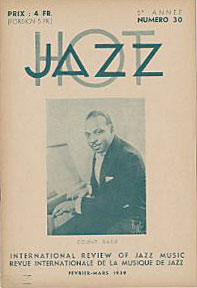 Jazz Hot n°30<small> (avant-guerre)</small>