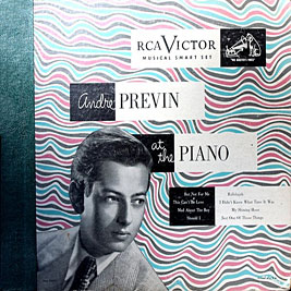 1947. André Previn at the Piano, RCA
