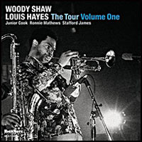1976. Louis Hayes/Woody Shaw, The Tour, Volumeone