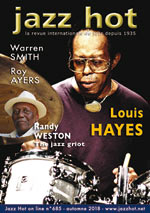 Jazz Hot n°685, Louis Hayes©David Sinclair, Randy Weston©Pascal Kober