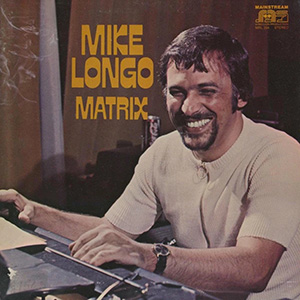 1971-Mike Longo, Matrix (LP recto)