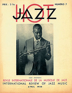 Jazz Hot       n°7<small> (avant-guerre)</small>
