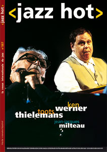 Jazz Hot n°567-2000, Toots et Kenny Werner
