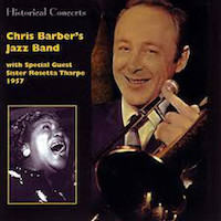 1957. Chris Barber's Jazz Band with Special Guest Sister Rosetta Tharpe