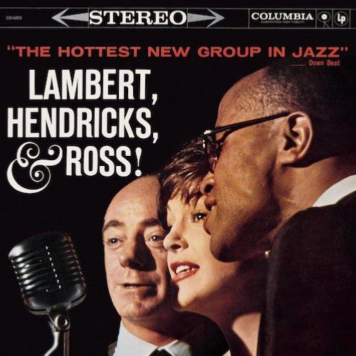 1959-Lambert, Hendricks & Ross, The Hottest New Group in Jazz