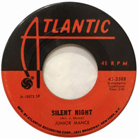 45t 1968. Junior Mance, Silent-Night, Atlantic