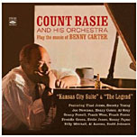 Count Basie & His Orchestra Play the Music of Benny Carter