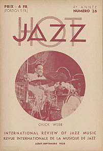 Jazz Hot n°26<small> (avant-guerre)</small>