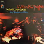 1967. Gerald Wilson, Live and Swinging