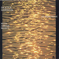 1970. Dexter Gordon/Junior Mance, At Montreux, Prestige