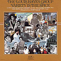 1978. The Louis Hayes Group, Variety Is the Spice