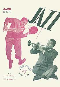 Affiches Jazz Hot