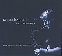 2003. Robert Jeanne Quartet, Bluelandscapes, Igloo