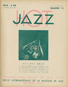 Jazz Hot      n°15<small> (avant-guerre)</small>