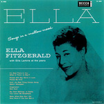 1950-54. Ella and Ellis Larkins, Decca
