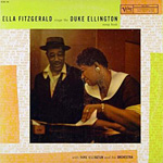 1956. Ella Sings the Duke ellington Song Book, Verve