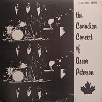 1965. The Canadian Concert of Oscar Peterson