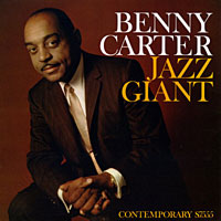 1958. Benny Carter, Jazz Giant, Contemporary