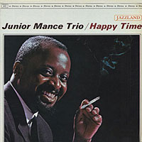 1962. Junior Mance, Happy Time, Jazzland