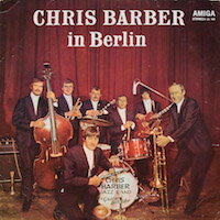 1968. Chris Barber, In Berlin