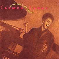 1991. Carmen Lundy Moment to Moment