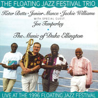 1996. Junior Mance/The Floating Jazz Festival Trio + Joe Temperley, The Music of Duke Ellington,  Chiaroscuro
