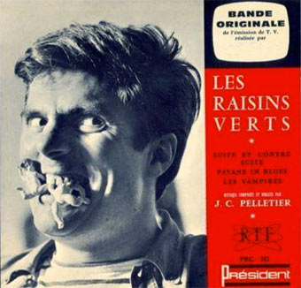 Les Raisins Verts, Jean-Christophe Averty, RTF