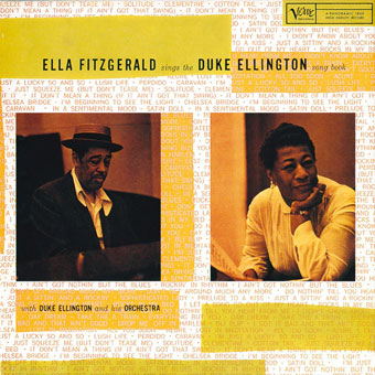 1957-58. Ella Fitzgerald Sings the Duke Ellington Song Book, Verve