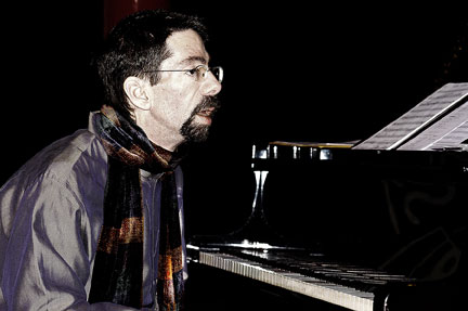 Fred Hersch, Pizza Express, 22 février 2005 © David Sinclair