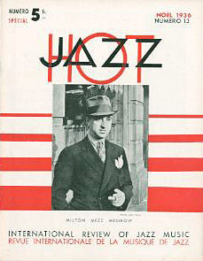 Jazz Hot n°13<small> (avant-guerre)</small>