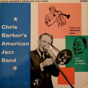 1960. Chris Barber's American Jazz Band