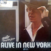 1975. Gato Barbieri, Chapter Four: Alive in New York