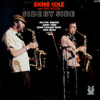 1980. Richie Cole/Phil Woods, Side by Side., Muse