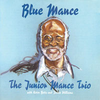 1994. Junior Mance, Blue Mance, Chiaroscuro
