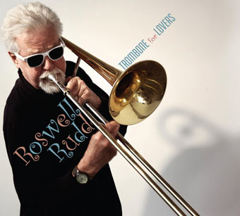 2013. Roswell Rudd, Trombone for Lovers