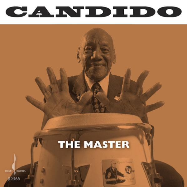 2014. Candido, The Master, Chesky Records
