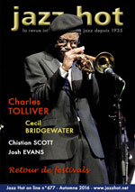 Jazz Hot n°677, Charles Tolliver © David Sinclair