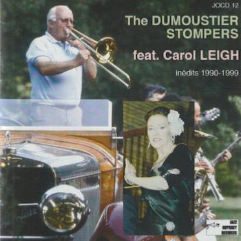 1990-99. The Dumoustier Stompers feat. Carol Leigh, Inédits