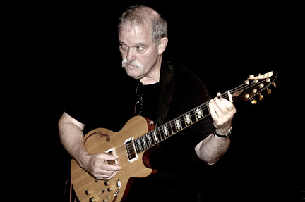 John Abercrombie at Pizza Express, London, 24 july 2006 © David Sinclair